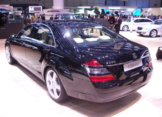Mercedes al Salone di Ginevra 2007 - Foto 6 di 11