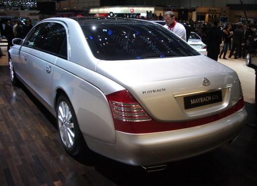 Mercedes al Salone di Ginevra 2007 - Foto 7 di 11