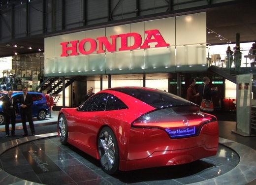 Honda al Salone di Ginevra 2007 - Foto 10 di 10