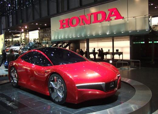 Honda al Salone di Ginevra 2007 - Foto 1 di 10