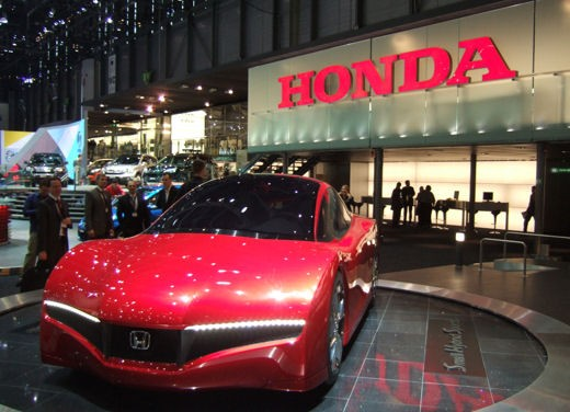 Honda al Salone di Ginevra 2007 - Foto 4 di 10