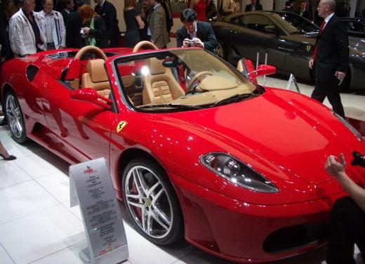 Ferrari al Salone di Ginevra 2007 - Foto 1 di 10