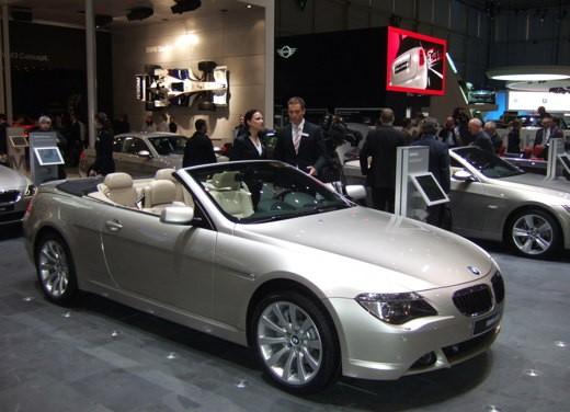 BMW al Salone di Ginevra 2007 - Foto 11 di 14