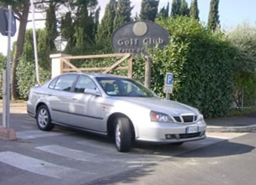 Daewoo Evanda: Test Drive