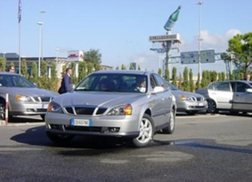 Daewoo Evanda: Test Drive - Foto 2 di 8