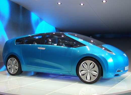 Toyota Hybrid X - Foto 1 di 12