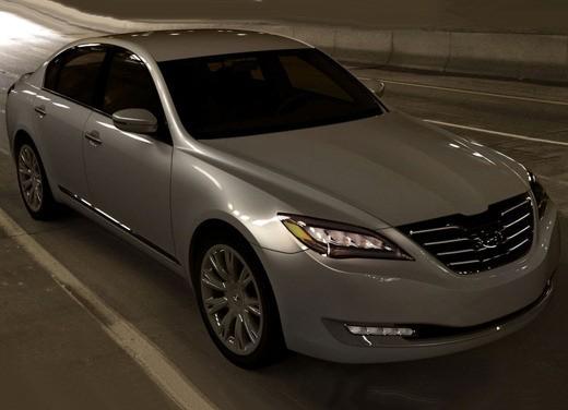 Ultimissime:Hyundai Genesis - Foto 5 di 15