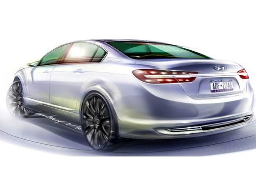 Ultimissime:Hyundai Genesis - Foto 15 di 15