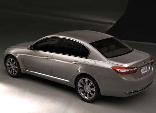 Ultimissime:Hyundai Genesis - Foto 8 di 15
