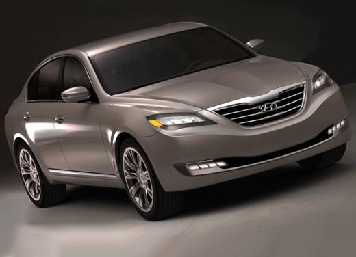Ultimissime:Hyundai Genesis - Foto 9 di 15