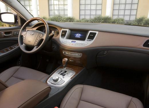 Ultimissime:Hyundai Genesis - Foto 13 di 15