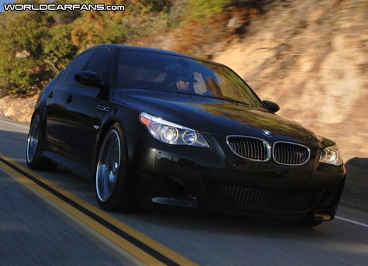 Ultimissime: BMW M5 by Currency Motor Cars - Foto 2 di 5