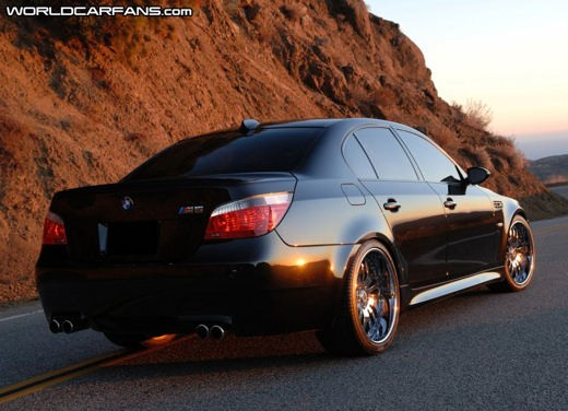 Ultimissime: BMW M5 by Currency Motor Cars - Foto 3 di 5