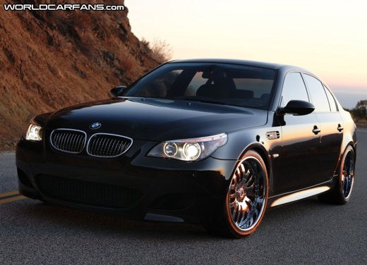 Ultimissime: BMW M5 by Currency Motor Cars - Foto 4 di 5