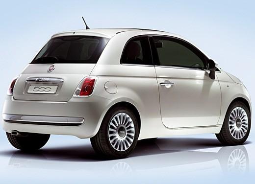Ultimissime: Fiat nuova 500 con motore da 105 CV
