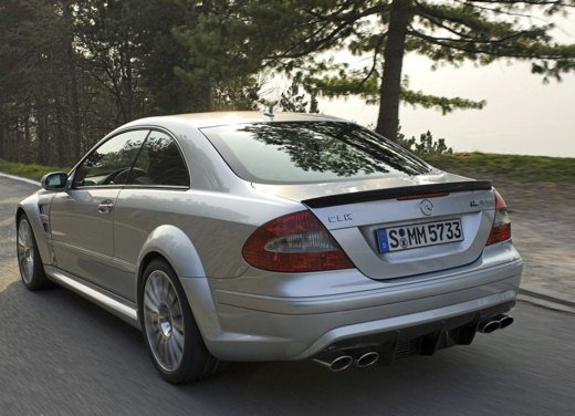 Ultimissime: Mercedes CLK 63 AMG Black Edition - Foto 3 di 9
