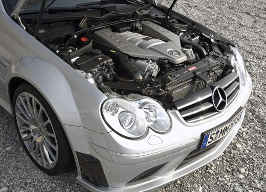 Ultimissime: Mercedes CLK 63 AMG Black Edition - Foto 4 di 9