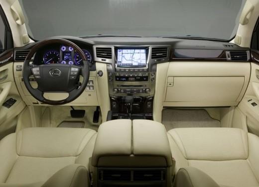 Lexus LX570 - Foto 6 di 7