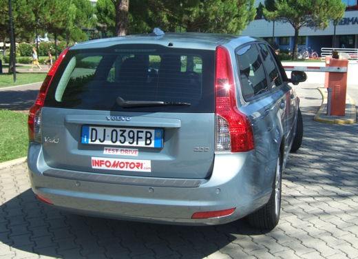 Volvo V50 facelift – Long Test Drive - Foto 10 di 54