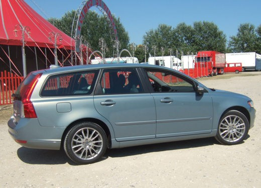 Volvo V50 facelift – Long Test Drive - Foto 22 di 54