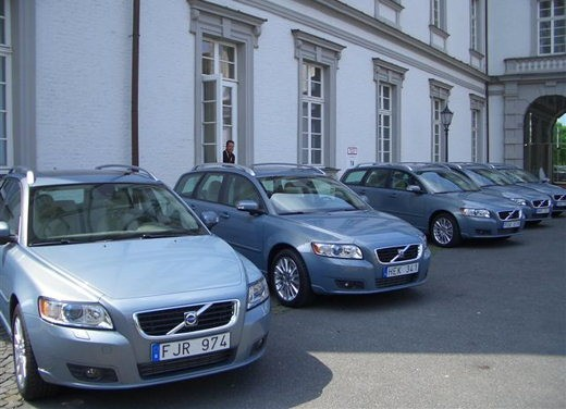 Volvo V50 facelift – Long Test Drive - Foto 27 di 54