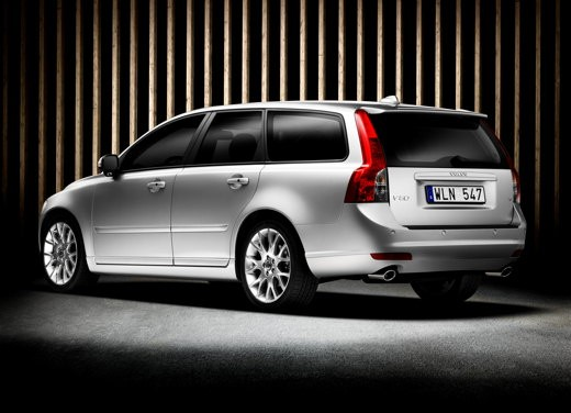 Volvo V50 facelift – Long Test Drive - Foto 34 di 54