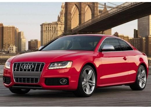 Allestimento S-Line per la coupè tedesca Audi A5