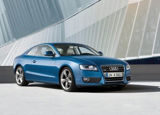 Allestimento S-Line per la coupè tedesca Audi A5 - Foto 3 di 5