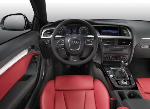Allestimento S-Line per la coupè tedesca Audi A5 - Foto 5 di 5