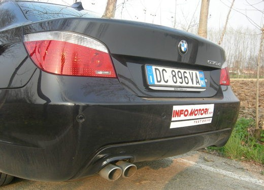 BMW 535d Msport – Long Test Drive - Foto 10 di 17