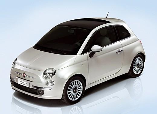 Ultimissime: Fiat 500 e Cappellini - Foto 1 di 8