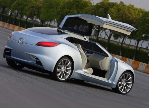 Ultimissime: Buick Riviera Concept