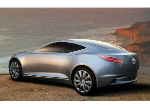 Ultimissime: Buick Riviera Concept - Foto 9 di 10