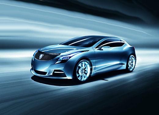 Ultimissime: Buick Riviera Concept - Foto 10 di 10