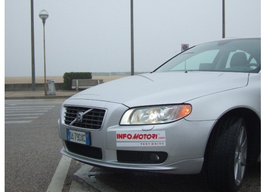 Volvo S80 D5 – Long Test Drive