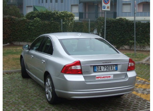 Volvo S80 D5 – Long Test Drive - Foto 20 di 21