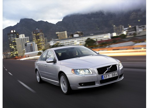 Volvo S80 D5 – Long Test Drive - Foto 7 di 21