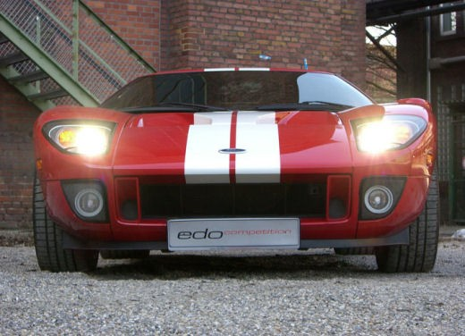 Ultimissime: Ford GT by Edo Competition - Foto 1 di 7