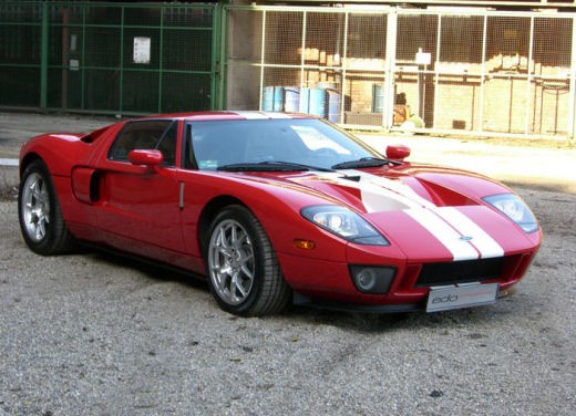 Ultimissime: Ford GT by Edo Competition - Foto 3 di 7