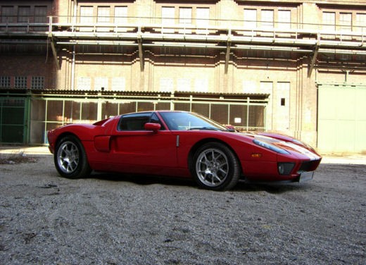 Ultimissime: Ford GT by Edo Competition - Foto 5 di 7