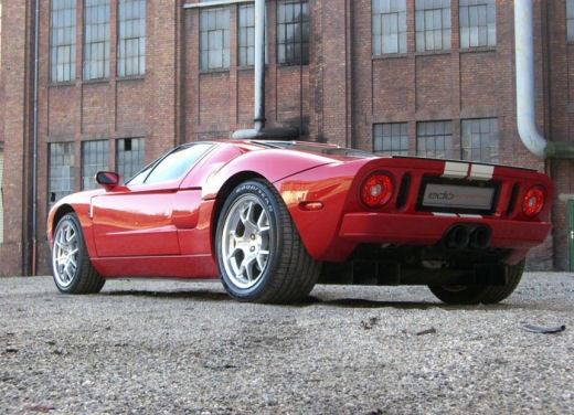 Ultimissime: Ford GT by Edo Competition - Foto 6 di 7