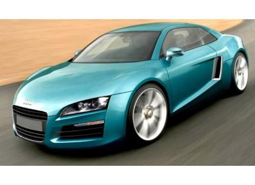 Ultimissime:Audi R4 - Foto 1 di 2