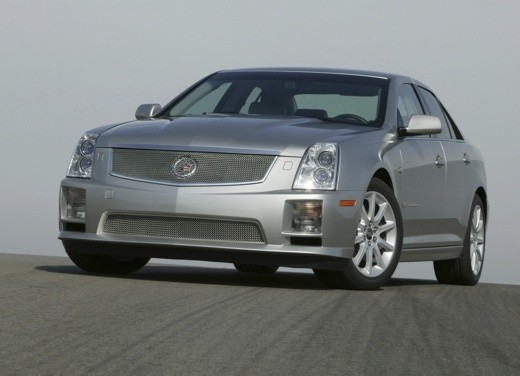 Ultimissime: Cadillac STS-V - Foto 1 di 2