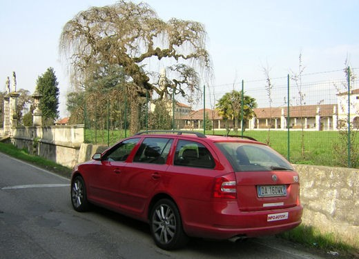 Skoda Octavia Wagon RS – Long Test Drive - Foto 4 di 17