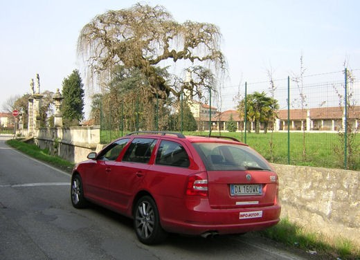 Skoda Octavia Wagon RS – Long Test Drive - Foto 5 di 17