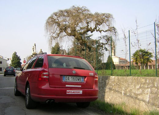 Skoda Octavia Wagon RS – Long Test Drive - Foto 6 di 17
