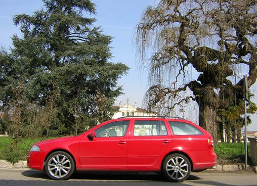Skoda Octavia Wagon RS – Long Test Drive - Foto 8 di 17