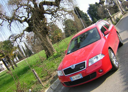 Skoda Octavia Wagon RS – Long Test Drive - Foto 9 di 17