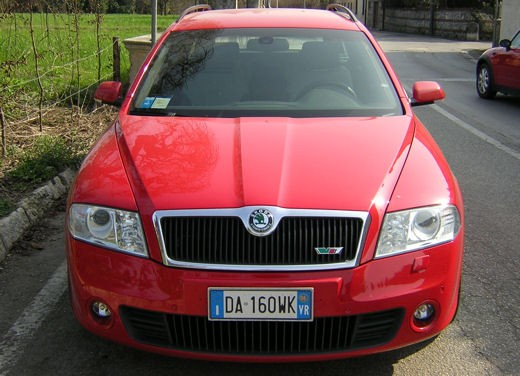 Skoda Octavia Wagon RS – Long Test Drive - Foto 10 di 17