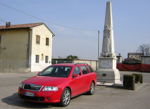Skoda Octavia Wagon RS – Long Test Drive - Foto 14 di 17